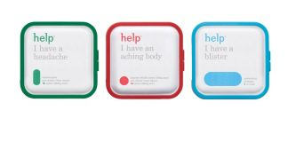 Help Remedies (3 packs, designed by strategic design brand agency Pearlfisher