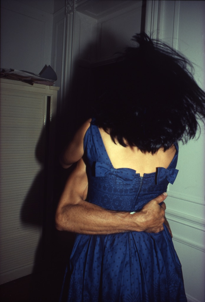 Nan Goldin, The Hug, New York City, 1980 © Nan Goldin