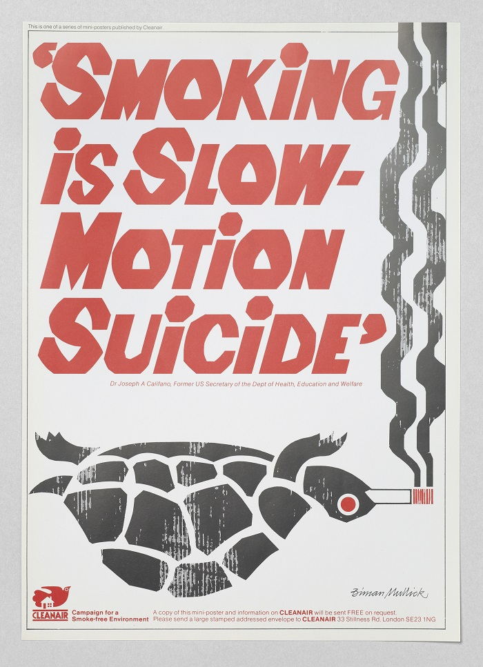 Smoking is Slow Motion Suicide, Biman Mullick, Cleanair