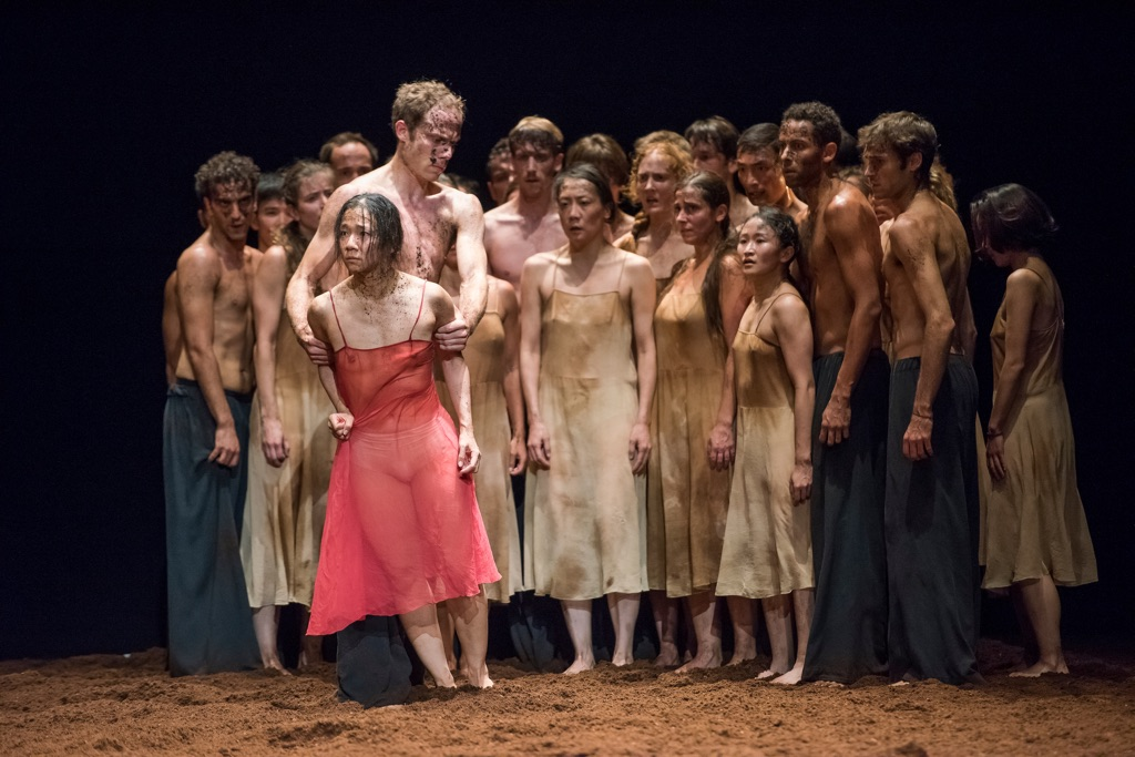 Tanztheater Wuppertal Rite Of Spring Bam Production