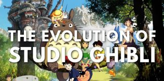 The Evolution of Studio Ghibli