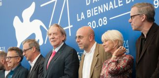 Venezia74, photo Irene Fanizza, the leisure seeker, direttore e cast