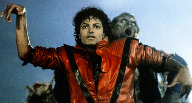 Thriller, il video di Michael Jackson