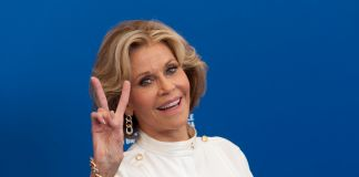 Venezia 74- Jane Fonda ph. Irene Fanizza
