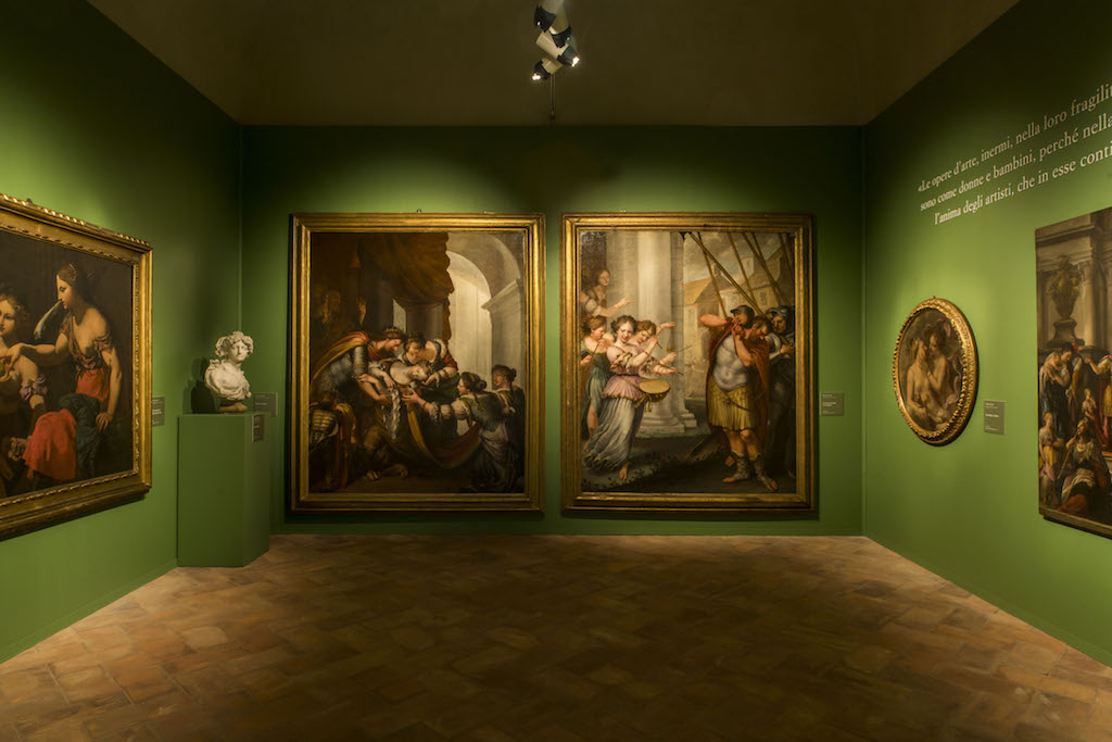 Le stanze segrete di vittorio sgarbi in mostra artribune for Le stanze segrete di sgarbi