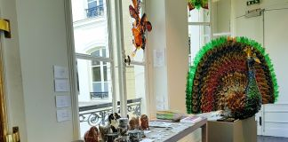 Outsider Art Fair, Parigi 2017