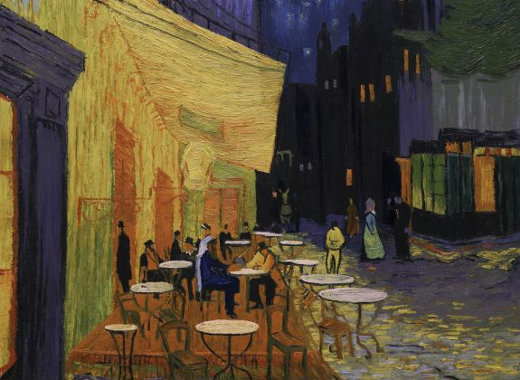 Arles Night Cafè