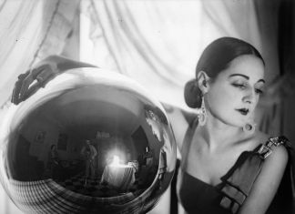Jacques Henri Lartigue, Solange David, Paris, 1929 © Ministère de la Culture–France, AAJHL. Courtesy of The CLAIR Gallery