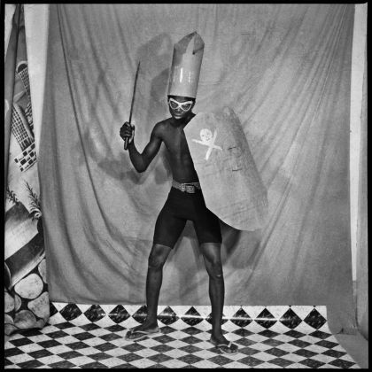 Sory Sanlé, Le Pirate, 1974 © Sory Sanlé, courtesy of Morton Hill _ Reel Art Press
