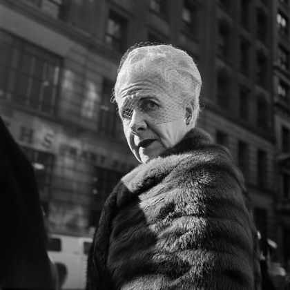 Vivian Maier, January 26, 1955, New York, NY. ©Vivian Maier / Maloof Collection