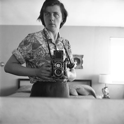 Vivian Maier, Self Portrait