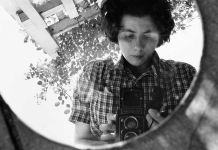 Vivian Maier, Self Portrait, Undated. Vivian Maier/Maloof Collection