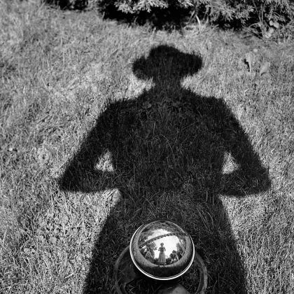 Vivian Maier, Self-Portrait, Undated. Vivian Maier/Maloof Collection