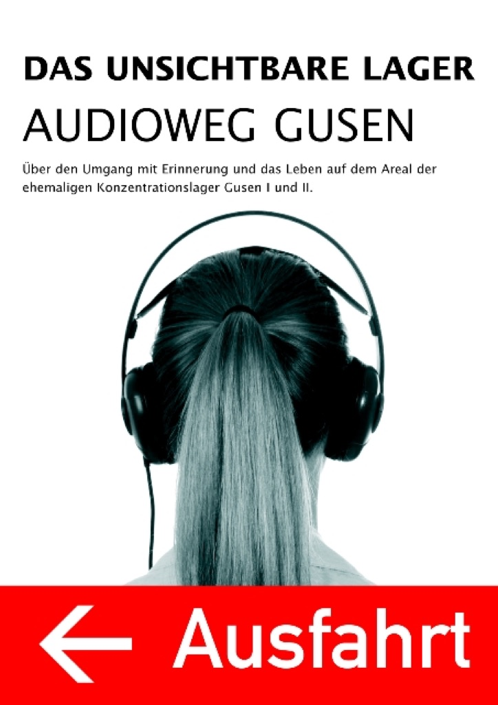 Christoph Mayer, Audioweg Gusen, 2007