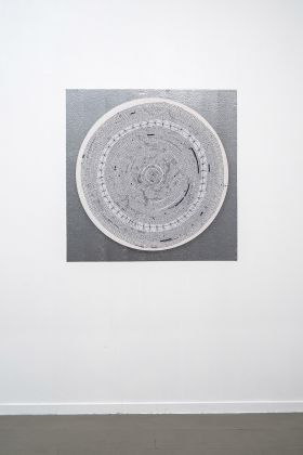 Letizia Cariello, Calendario Door, 2017. Courtesy z2o Sara Zanin Gallery, Roma. Photo Giorgio Benni