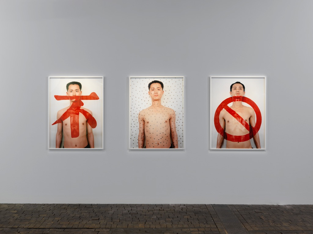 Exhibition D View : Qiu zhijie journeys without arrivals exhibition view at