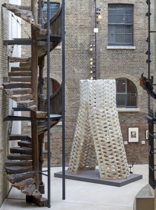 AAU Anastas, While We Wait, London Design Festival 2017, Londra © Edmund Sumner