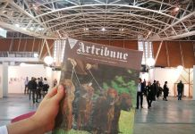 Artribune cover