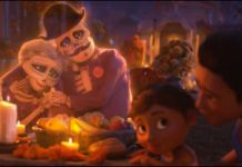 Coco, Pixar- Disney ©2017 Disney•Pixar. All Rights Reserved.