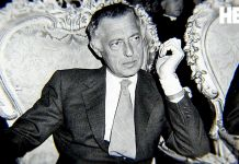 Gianni Agnelli nel documentario HBO