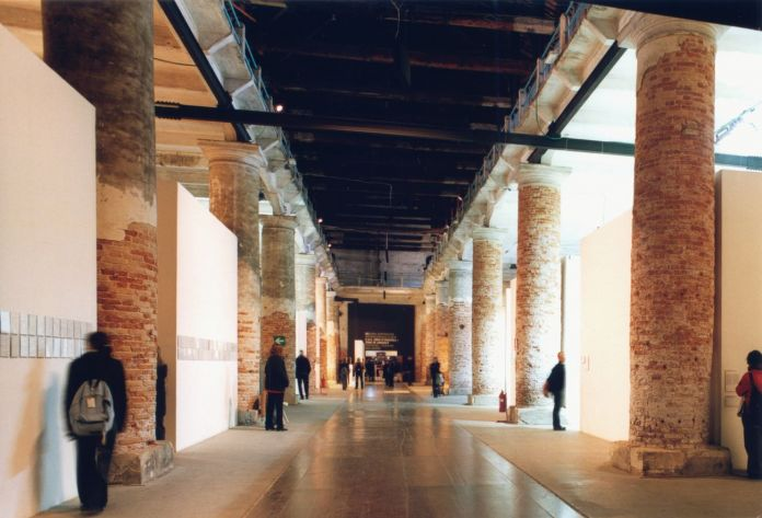 Individual Systems. Exhibition view at 50. Esposizione Internazionale d'Arte, Venezia 2003. Photo Josef Dabernig