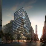 OMA, 121 East 22nd Street, New York © OMA by Encore