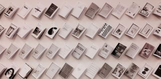 Publishing as an Artistic Toolbox 1989 2017. Exhibition view at Kunsthalle Wien, 2017. Photo Franco Veremondi