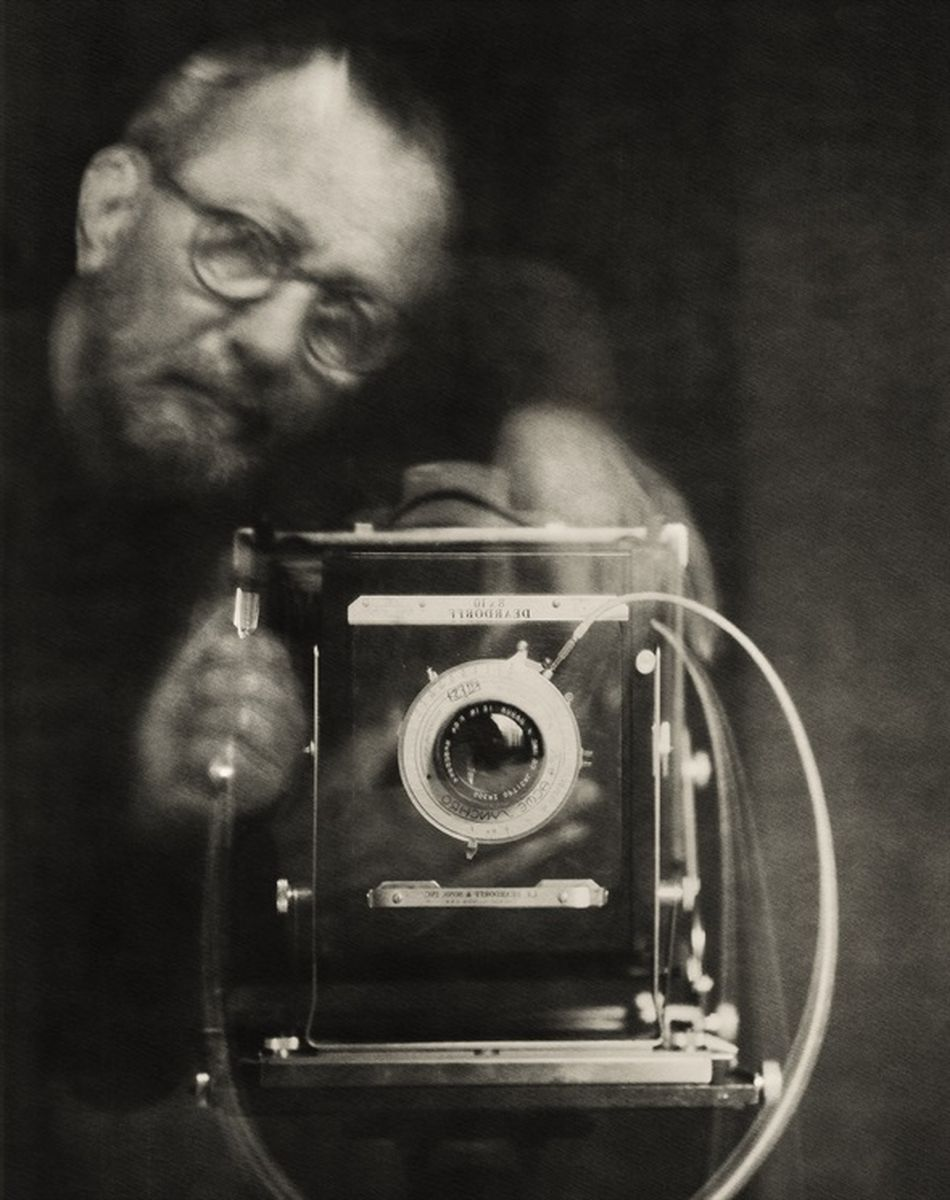 Self portrait, May 25th 2011 © Paolo Roversi