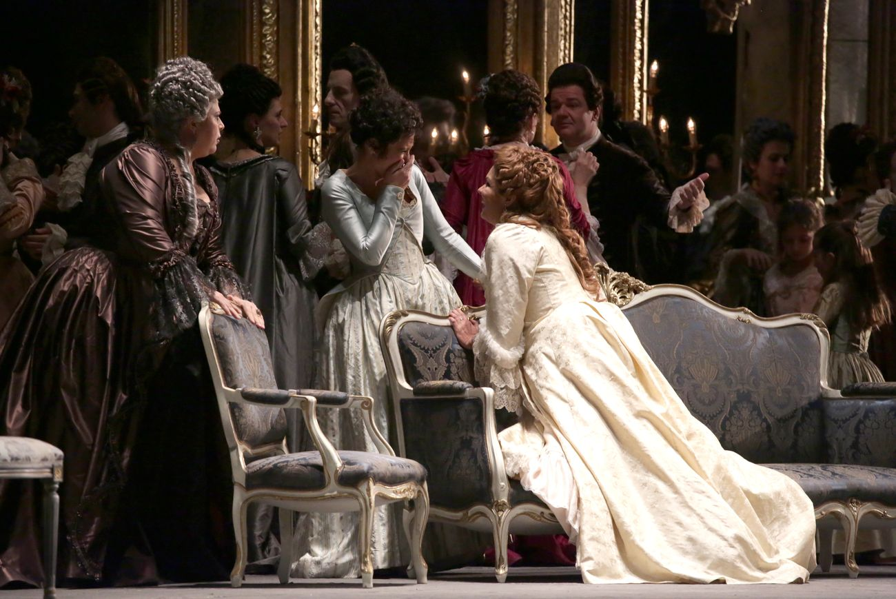 the cheniers The opera andrea chénier by umberto giordano, on stage from 7 december 2017 till 5 january 2018 the conductor is riccardo chailly and the staging is by mario martone.