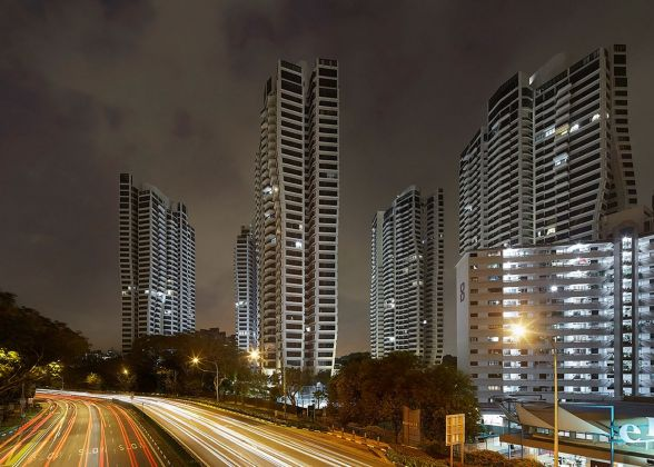 Zaha Hadid Architects, D'Leedon, Singapore