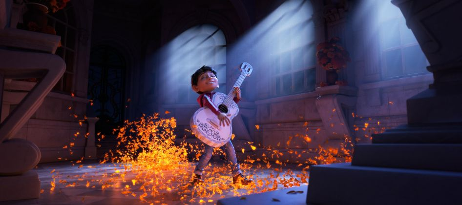 Lee Unkrich & Adrian Molina, Coco (2017) © 2017 Disney-Pixar. All Rights Reserved