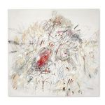 Cy Twombly, Leda and the Swan