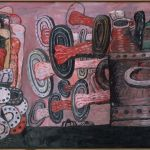 Philip Guston, The Street, 1977