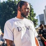 Kendrick Lamar Damn. Photo Rena3xdxd