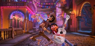 Lee Unkrich & Adrian Molina, Coco (2017) © 2017 Disney Pixar. All Rights Reserved