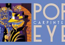 Giorgio Carpinteri – Pop Eye (Oblomov, Quartu Sant'Elena 2017) _cover