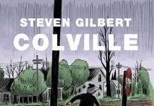 Steven Gilbert – Colville (Coconino Press, Bologna 2017). Cover