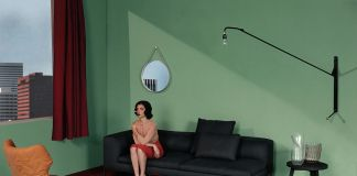 Giovanni Gastel, ELLE DECOR -HOPPER