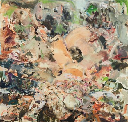 Cecily Brown, Skulldiver II, 2006, £ 513.000 (courtesy of Phillips - Phillips.com)