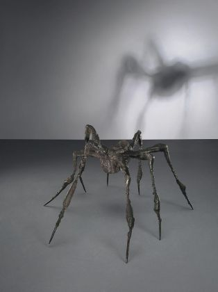 Louise Bourgeois, Spider III, 1995, £ 4.733.750 (courtesy of Christie's Images Limited 2018 ©)