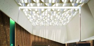 Schiattarella Associati, Aljabri Mosque. Courtesy Schiattarella Associati