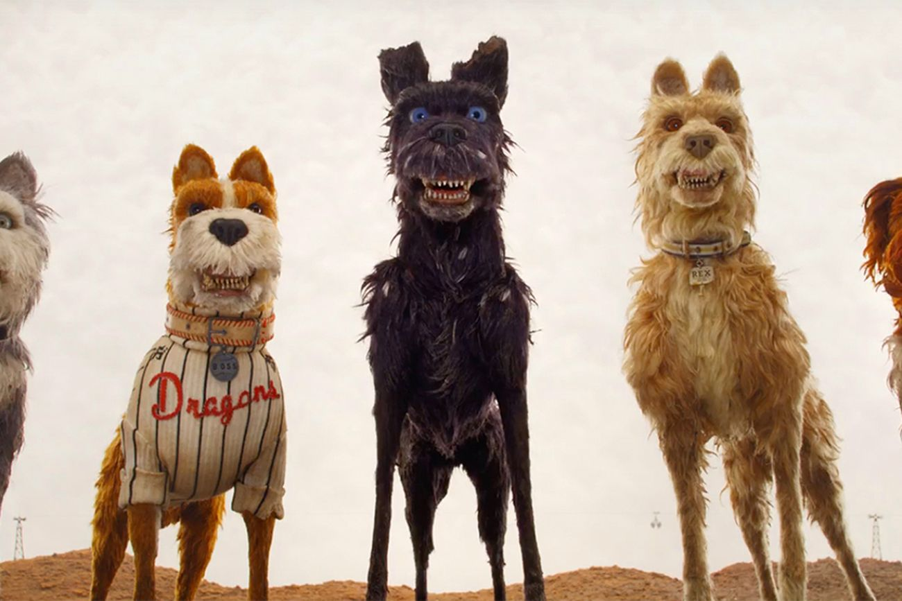 Wes Anderson, Isle of Dogs (2018)