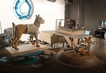 Isle of Dogs, Behind the Scenes, Courtesy of Twentieth Century Fox