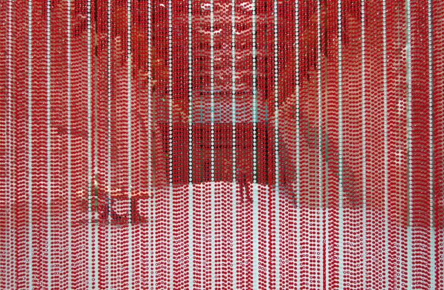 Félix González-Torres, Untitled (Blood), 1992. Photo Irene Fanizza