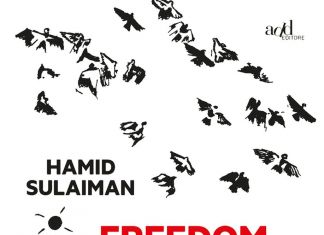 Hamid Sulaiman – Freedom Hospital (ADD Editore, Torino 2018). Cover