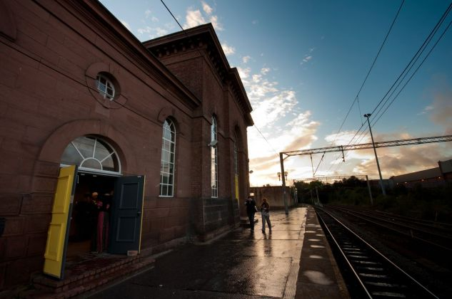 Metal at Edge Hill Station. Photo Mark McNulty