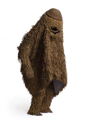 Nick Cave, Soundsuit NC11.002, 2011. Courtesy Sindika Dokolo Foundation, Bruxelles