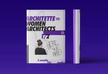 RebelArchitette, Architette = Women Architects 1⁄2 Here We are! La mission