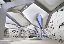Zaha Hadid Architects, King Abdullah Petroleum Studies And Research Centre (KAPSARC)