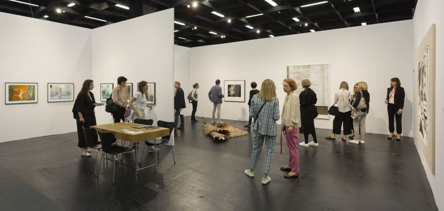 Art Cologne 2018,Stand: Galerie Giesela Capitain, Halle 11.2 © Koelnmesse